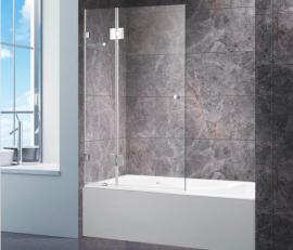 Fix ''n'' Fold Bath Screen