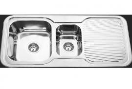 1.25 Bowl Sink SBCK98