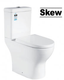 Mercury Skew Toilet