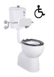 Tradie Care Toilet