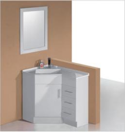 CORNER 600mm x 900mm Vanity